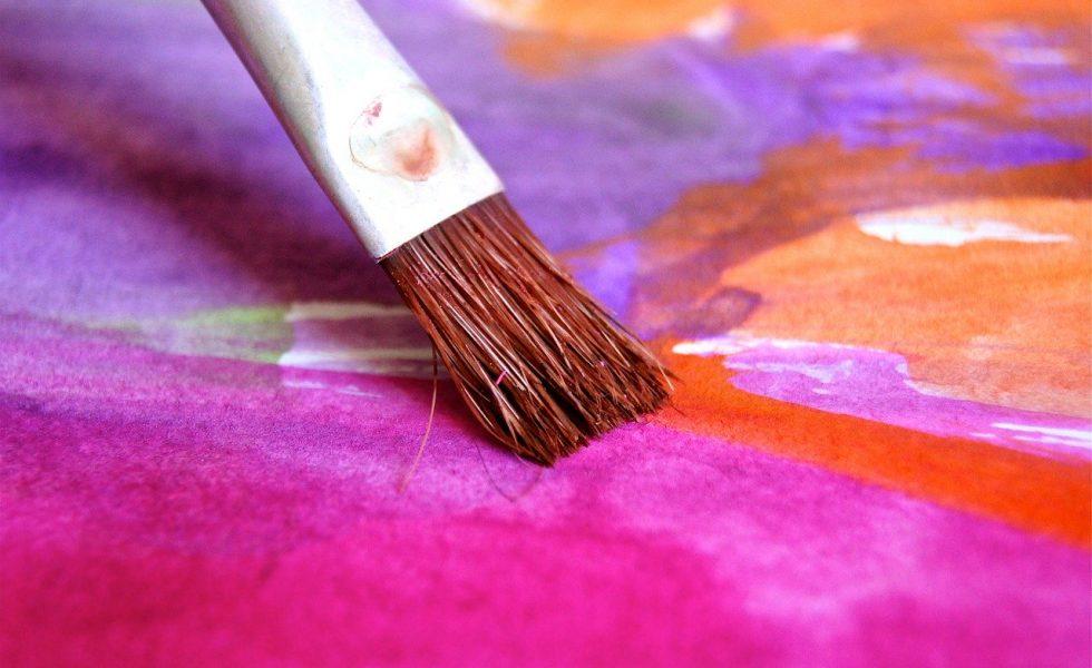 Watercolor with Teresa